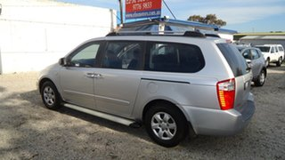 2007 Kia Grand Carnival VQ EX Silver 5 Speed Sports Automatic Wagon