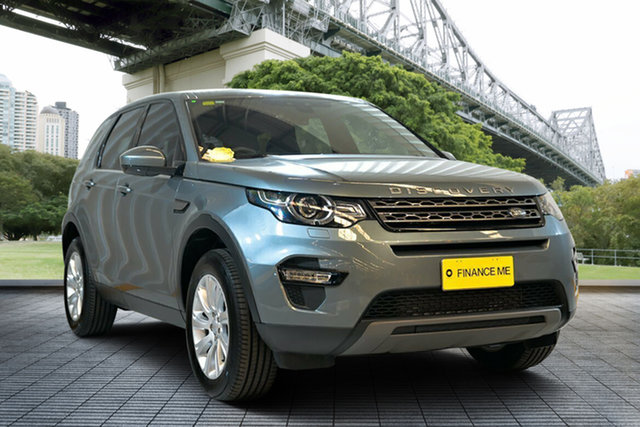 Used Land Rover Discovery Sport  , L550 16.5MY TD4 SE WAGON 5DR SA 9SP 4X4 2.2DT