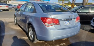 2010 Holden Cruze JG CD Blue 5 Speed Manual Sedan