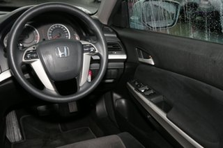 2010 Honda Accord 8th Gen MY10 Limited Edition Alabaster Silver 5 Speed Sports Automatic Sedan