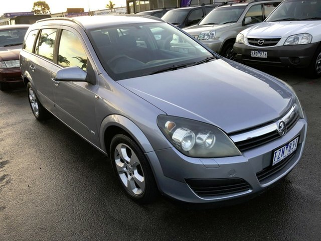 Used Holden Astra AH MY06 CDX, 2006 Holden Astra AH MY06 CDX Blue 4 Speed Automatic Wagon