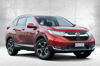 2020 Honda CR-V RW MY20 VTi-LX 4WD Passion Red 1 Speed Constant Variable Wagon.