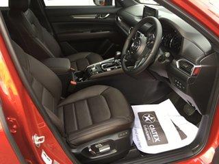 2020 Mazda CX-5 KF4WLA Akera SKYACTIV-Drive i-ACTIV AWD Soul Red 6 Speed Sports Automatic Wagon