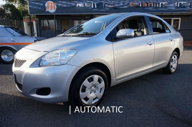 Used Toyota Yaris NCP93R MY11 YRS, 2012 Toyota Yaris NCP93R MY11 YRS Quicksilver 4 Speed Automatic Sedan