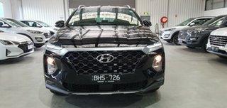 2020 Hyundai Santa Fe TM.2 MY20 Elite Phantom Black 8 Speed Sports Automatic Wagon.