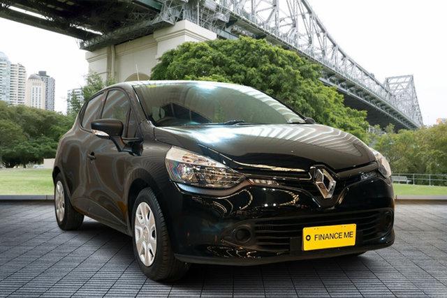 Used Renault Clio IV B98 Authentique, 2016 Renault Clio IV B98 Authentique Black 5 Speed Manual Hatchback