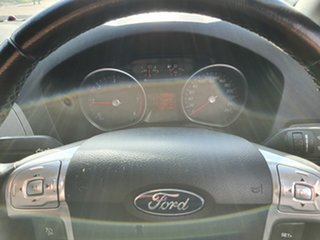2007 Ford Mondeo MA TDCi Red Metallic 6 Speed Sports Automatic Hatchback.