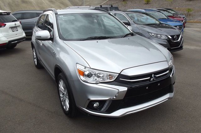 Used Mitsubishi ASX XC MY19 ES 2WD, 2018 Mitsubishi ASX XC MY19 ES 2WD Silver 1 Speed Constant Variable Wagon