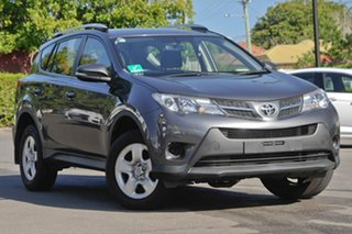 2014 Toyota RAV4 ASA44R MY14 GX AWD Grey 6 Speed Sports Automatic Wagon
