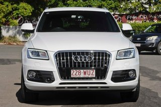 2016 Audi Q5 8R MY16 TFSI Tiptronic Quattro Sport Edition White 8 Speed Sports Automatic Wagon