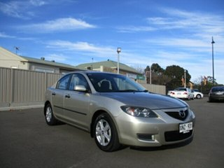 2007 Mazda 3 BK10F2 Neo Gold 4 Speed Sports Automatic Hatchback