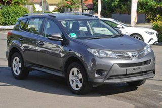 2014 Toyota RAV4 ASA44R MY14 GX AWD Grey 6 Speed Sports Automatic Wagon.