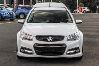 2015 Holden Ute VF MY15 SS Ute Storm White 6 Speed Sports Automatic Utility