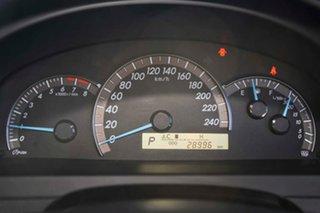 2015 Toyota Camry ASV50R Atara SX Silver 6 Speed Sports Automatic Sedan