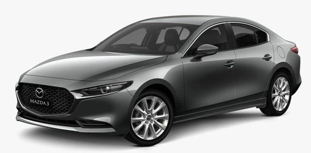 Demo Mazda 3 BP2SLA G25 SKYACTIV-Drive Evolve, 2020 Mazda 3 BP2SLA G25 SKYACTIV-Drive Evolve Machine Grey 6 Speed Sports Automatic Sedan