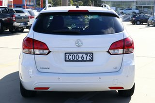 2013 Holden Cruze JH MY14 CD White 6 Speed Automatic Sportswagon