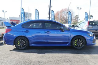 2018 Subaru WRX V1 MY18 STI AWD Premium Blue 6 Speed Manual Sedan