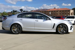 2015 Holden Special Vehicles GTS Gen F MY15 Silver 6 Speed Auto Active Sequential Sedan