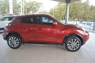 2015 Nissan Juke F15 Series 2 ST X-tronic 2WD Red 1 Speed Hatchback