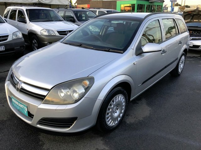 Used Holden Astra AH MY06 CD, 2006 Holden Astra AH MY06 CD Silver 5 Speed Manual Wagon