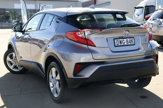 2018 Toyota C-HR NGX10R 2WD Grey Continuous Variable Wagon.