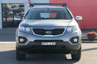 2010 Kia Sorento XM MY10 SI Grey 6 Speed Sports Automatic Wagon