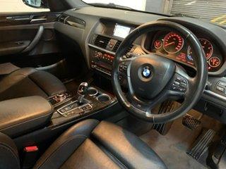 2011 BMW X3 F25 MY1011 xDrive30d Steptronic Grey 8 Speed Automatic Wagon