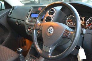 2011 Volkswagen Tiguan 5N MY11 125TSI 4MOTION White 6 Speed Manual Wagon