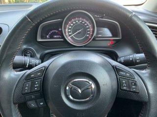 2015 Mazda 3 BM5236 SP25 SKYACTIV-MT White 6 Speed Manual Sedan