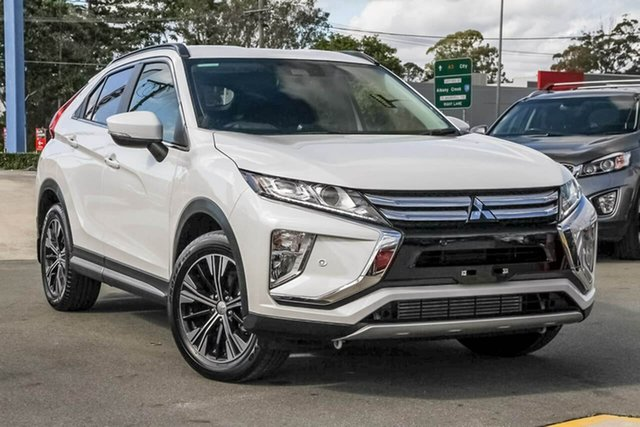 Used Mitsubishi Eclipse Cross YA MY18 LS 2WD, 2018 Mitsubishi Eclipse Cross YA MY18 LS 2WD Starlight 8 Speed Wagon