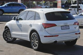2016 Audi Q5 8R MY16 TFSI Tiptronic Quattro Sport Edition White 8 Speed Sports Automatic Wagon.