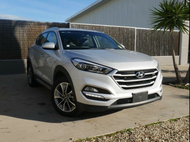 Used Hyundai Tucson TL MY18 Active X (FWD), 2018 Hyundai Tucson TL MY18 Active X (FWD) Silver 6 Speed Automatic Wagon
