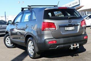 2010 Kia Sorento XM MY10 SI Grey 6 Speed Sports Automatic Wagon.