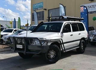 2004 Toyota Landcruiser HDJ100R GXL (4x4) White 5 Speed Automatic Wagon
