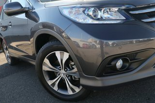 2014 Honda CR-V RM Series II MY16 VTi-L Grey 5 Speed Sports Automatic Wagon.