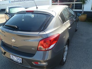 2012 Holden Cruze JH Series II MY12 CD Grey 6 Speed Sports Automatic Hatchback
