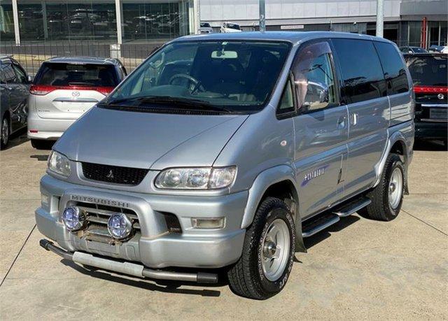 Used Mitsubishi Delica  , 2005 Mitsubishi Delica PD6W Spacegear Silver Automatic Van Wagon