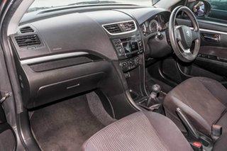 2012 Suzuki Swift FZ GL Grey 5 Speed Manual Hatchback