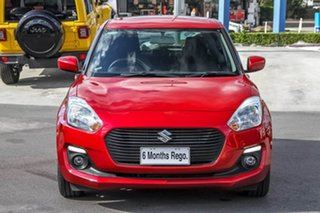 2018 Suzuki Swift AZ GL Navigator Red 1 Speed Hatchback