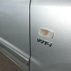 2003 Toyota Kluger MCU28R CV AWD Silver 5 Speed Automatic Wagon