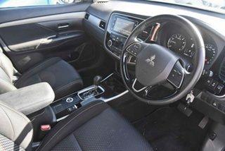 2017 Mitsubishi Outlander ZK MY17 LS 4WD Silver 6 Speed Wagon