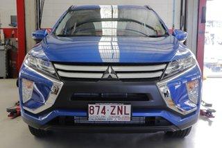 2019 Mitsubishi Eclipse Cross YA MY19 ES 2WD Lightning Blue 8 Speed Wagon
