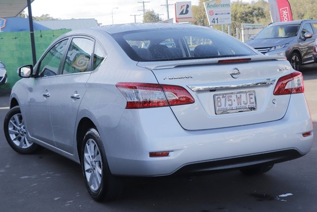 Used Nissan Pulsar B17 Series 2 ST-L, 2015 Nissan Pulsar B17 Series 2 ST-L Silver 1 Speed Sedan