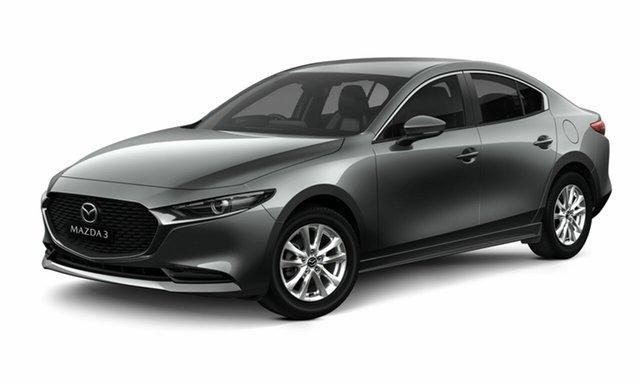 Demo Mazda 3 BP2S7A G20 SKYACTIV-Drive Pure, 2020 Mazda 3 BP2S7A G20 SKYACTIV-Drive Pure 6 Speed Sports Automatic Sedan