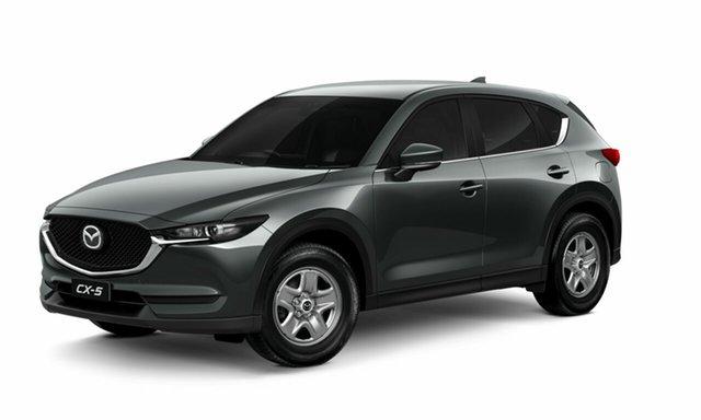 Demo Mazda CX-5 KF2W76 Maxx SKYACTIV-MT FWD, 2020 Mazda CX-5 KF2W76 Maxx SKYACTIV-MT FWD Machine Grey 6 Speed Manual Wagon