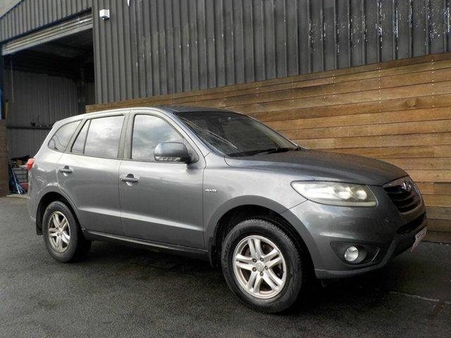 Used Hyundai Santa Fe CM MY11 SLX, 2011 Hyundai Santa Fe CM MY11 SLX Grey 6 Speed Manual Wagon