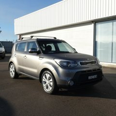 2014 Kia Soul PS MY15 SI Silver 6 Speed Sports Automatic Hatchback.
