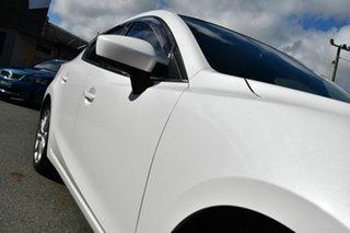 2014 Mazda 3 BM SP25 White 6 Speed Automatic Sedan