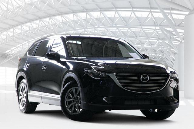 Used Mazda CX-9 MY16 Touring (FWD), 2017 Mazda CX-9 MY16 Touring (FWD) Black 6 Speed Automatic Wagon