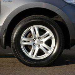 2011 Hyundai Santa Fe CM MY11 SLX Silver 6 Speed Sports Automatic Wagon